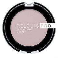 "Тени для век ""Relouis Pro Eyeshadow Matte"" (тон: 14, mauve)"