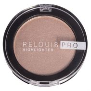 "Хайлайтер для лица ""Relouis Pro Highlighter"" тон: 01, pearl"