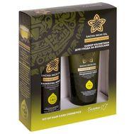 """Подарочный набор """"Sacha Inchi Oil"""" (шампунь для волос, кондиционер для волос) (10778325)"""