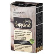 """Крем-краска для волос """"Hair Happiness"""" тон: 10, доминиканский песок"""