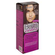 """Краска для волос """"Belita Color"""" тон: 5.31, горячий шоколад (10610140)"""