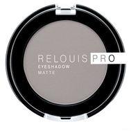 """Тени для век """"Relouis Pro Eyeshadow Matte"""" (тон: 16, sharkskin) (10624035)"""