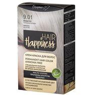 "Крем-краска для волос ""Hair Happiness"" тон: 9.01, кракатау"