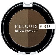 "Тени для бровей ""Brow Powder"" тон: 02, taupe (10825622)"