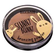 """Компактная пудра-бронзатор для лица """"Sunny Bunny"""" тон: универсальный (10846266)"""
