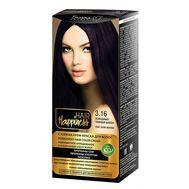 """Крем-краска для волос """"Hair Happiness"""" тон: 3.16, холодный темный шатен (10847459)"""