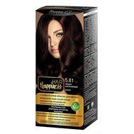 "Крем-краска для волос ""Hair Happiness"" тон: 5.81, темно-коричневый"