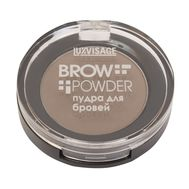 "Пудра для бровей ""Brow Powder"" тон: 1, light taupe"