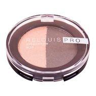 "Тени для век ""Relouis Pro Eyeshadow Duo"" тон: 113 (10689944)"