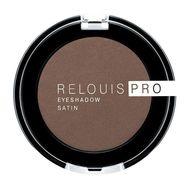 """Тени для век """"Relouis Pro Eyeshadow Satin"""" тон: 34, cinnamon (10624112)"""