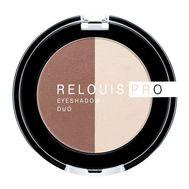 "Тени для век ""Relouis Pro Eyeshadow Duo"" тон: 103 (10689935)"