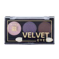 "Тени для век "" Velvet Eyes"" тон: 02, royal violet (10324127)"