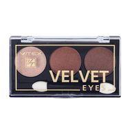 "Тени для век "" Velvet Eyes"" тон: 06, terracotta (10324131)"