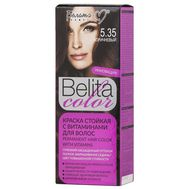 """Краска для волос """"Belita Color"""" тон: 5.35, коричневый (10324035)"""