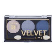 "Тени для век "" Velvet Eyes"" тон: 05, indigo (10324130)"