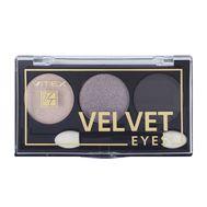 """Тени для век """" Velvet Eyes"""" тон: 01, smoky eyes (10324126)"""