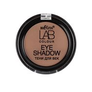 "Тени для век ""Lab colour"" тон: 105, soft brown matt (10324396)"