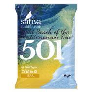 """Пена для ванн """"Дикий пляж Средиземного моря №501"""" (15 г) (10989174)"""