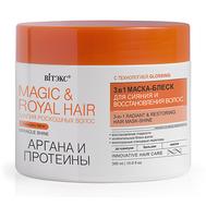 """Маска-блеск для волос 3в1 """"Аргана и протеины"""" (300 мл) (10324968)"""