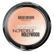 """Хайлайтер для лица """"Incredible Hollywood"""" тон: 02, жемчужно-розовый (10642281)"""