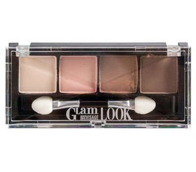"""Тени для век """"Glam Look"""" тон: 1 (10545614)"""
