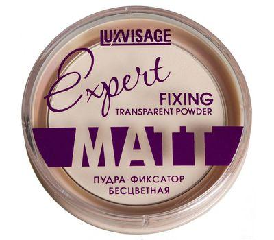 """Компактная пудра-фиксатор для лица """"Expert Matt"""" тон: прозрачный (10668454)"""