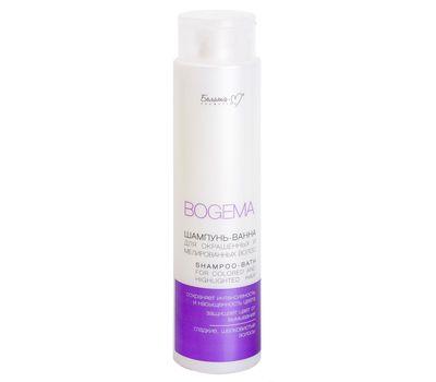 """Шампунь-ванна для волос """"Bogema. Для окрашенных и мелированных волос"""" (400 г) (10610565)"""