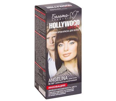 """Крем-краска для волос """"Hollywood color"""" тон: 337, анджелина (10610782)"""