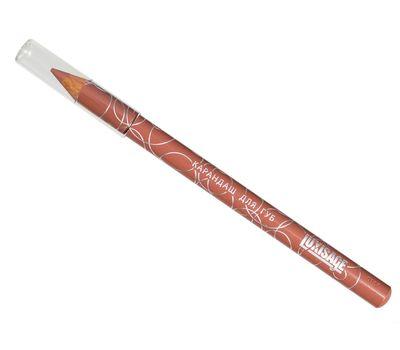 """Карандаш для губ """"LUXVISAGE"""" тон: 53, светло-коричневый (10543821)"""