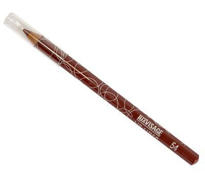 """Карандаш для губ """"LUXVISAGE"""" тон: 54, коричнево-розовый (10543826)"""