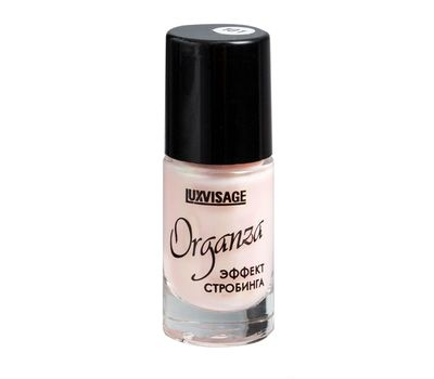 """Лак для ногтей """"Organza"""" тон: 101, розовый жемчуг (10586120)"""