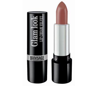 """Помада для губ """"Glam look cream velvet"""" тон: 324, шоколадный маффин"""