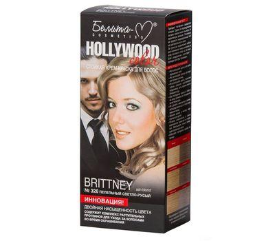 """Крем-краска для волос """"Hollywood color"""" тон: 326, бритни (10610772)"""