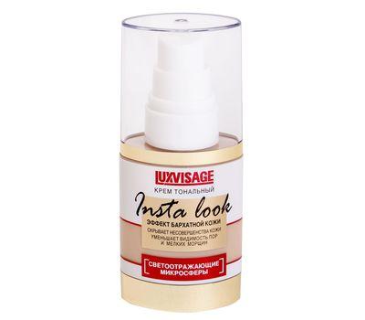 """Тональный крем для лица """"Insta Look"""" тон: 30, натуральный холодный беж (10689142)"""