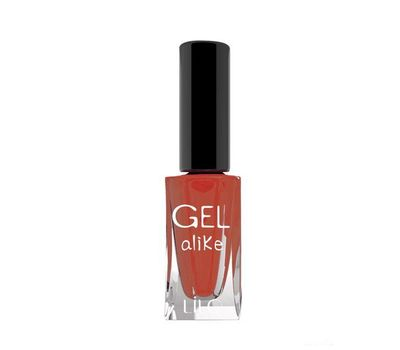 "Лак для ногтей ""Gel alike"" тон: 21, ruby red (10729776)"