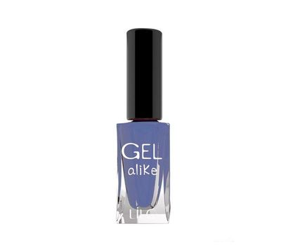 "Лак для ногтей ""Gel alike"" тон: 25, blue paradise (10729787)"