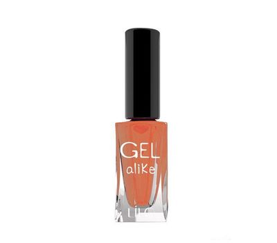 "Лак для ногтей ""Gel alike"" тон: 30, neon orange (10729804)"