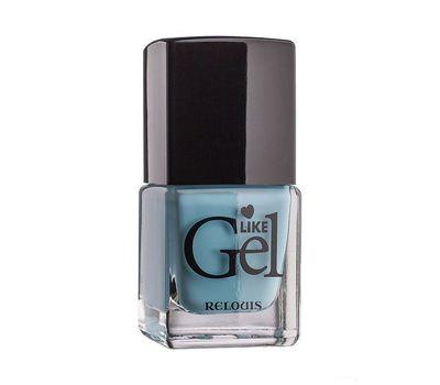 """Лак для ногтей """"Like Gel"""" (тон: 09, небесная безмятежность) (10592118)"""