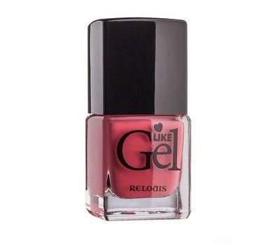 """Лак для ногтей """"Like Gel"""" тон: 15, сочный персик (10592137)"""