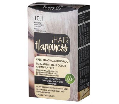 "Крем-краска для волос ""Hair Happiness"" тон: 10.1, монако (10610116)"