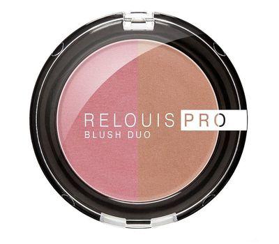 "Румяна ""Relouis Pro Blush Duo"" тон: 206 (10659687)"