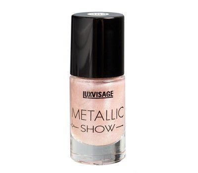 """Лак для ногтей """"Metallic Show"""" тон: 304, розовый кварц (10586093)"""