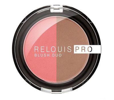 "Румяна ""Relouis Pro Blush Duo"" (тон: 204)"