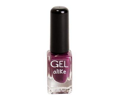 "Лак для ногтей ""Gel alike"" тон: 11, burgundy"