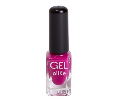 """Лак для ногтей """"Gel alike"""" тон: 05, hot pink"""