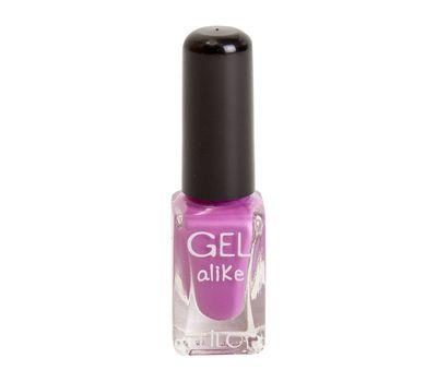 """Лак для ногтей """"Gel alike"""" тон: 09, flamingo (10729744)"""
