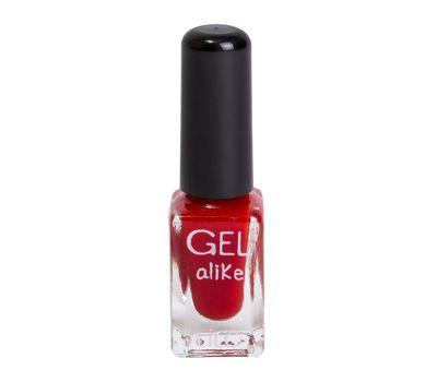 "Лак для ногтей ""Gel alike"" тон: 22, red addicted (10729777)"