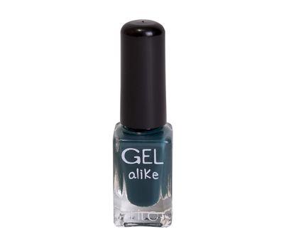 "Лак для ногтей ""Gel alike"" тон: 28, blue lagune (10729798)"