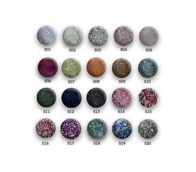 """Лак для ногтей """"Color Mix"""" тон: 520 (10729965)"""