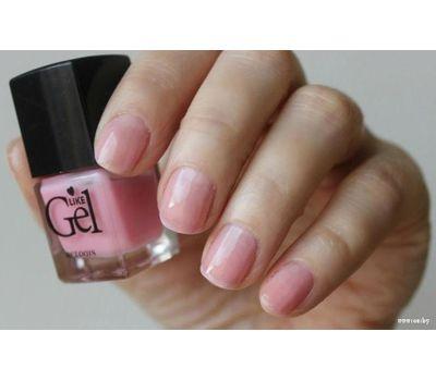 """Лак для ногтей """"Like Gel"""" (тон: 13, пудровая пастель) (10592127)"""